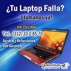 ¿Tu Laptop Falla?